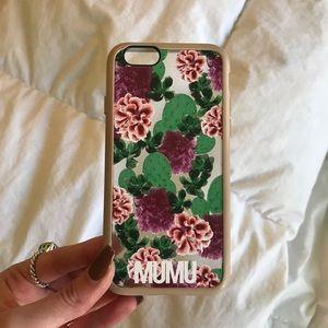 Show me your mumu iPhone case